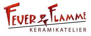 Feuer und Flamme Keramikatelier Logo
