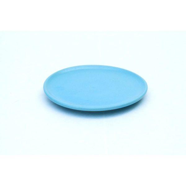 Unterteller blau