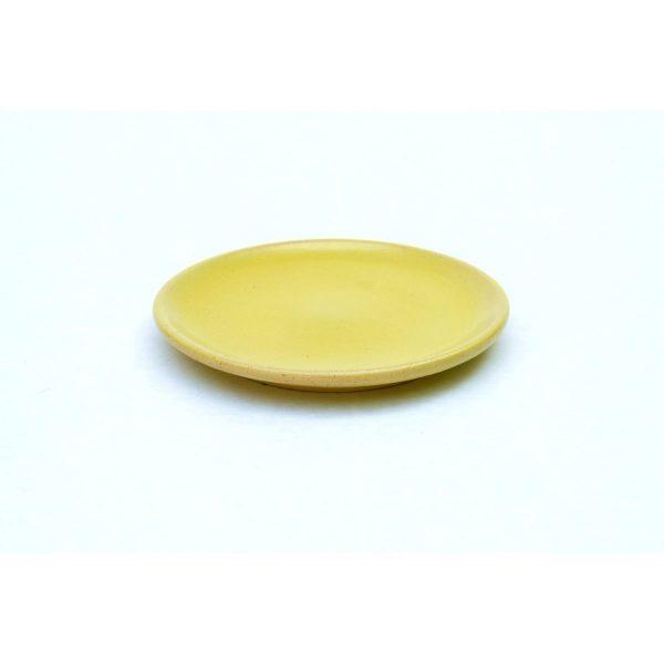 Unterteller gelb