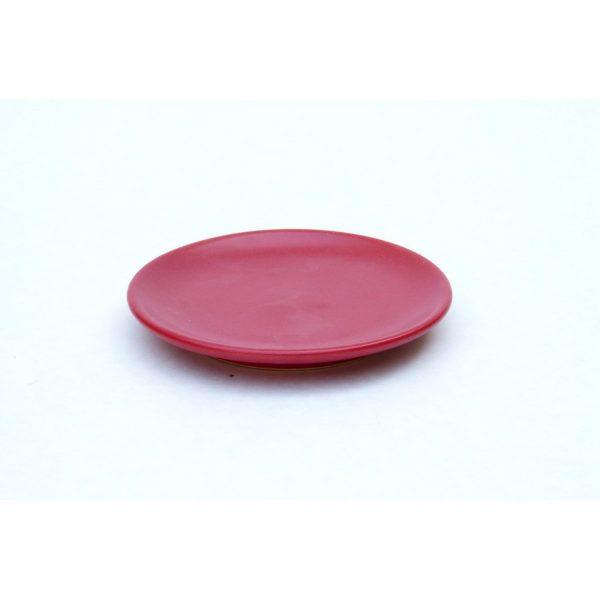 Unterteller rot